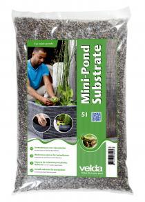 Velda Substrat für Miniteiche