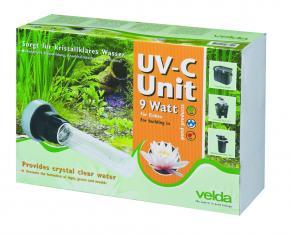Velda UV-C  9 Watt Einbau Unit