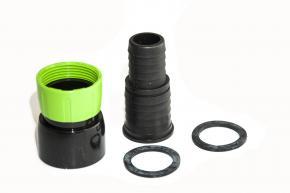 Velda Schlauchtüllen Set für 2-Stream High Power UV-C 40/60/80 Watt