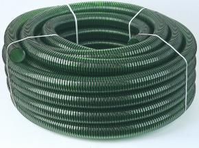 """Oase Spiralschlauch grün 2"""" 20 m Rolle"""