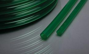 Aquarienschlauch grün transparent 16/22 mm Aquariumschlauch Meterware