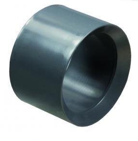 PVC-U  Reduzierung kurz PN10 (2 x Klebemuffe) 63 x 50 mm