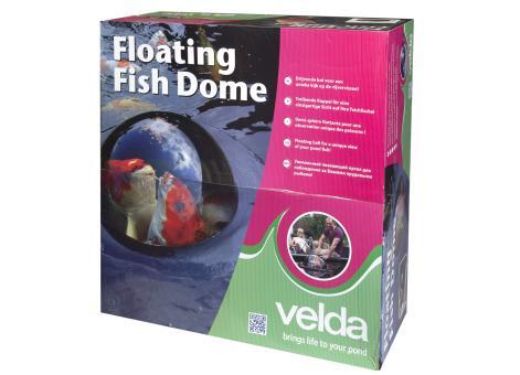 Velda Floating Fish Dome Small