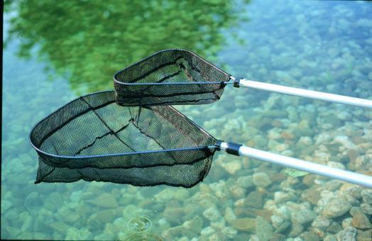 Oase Fischkescher groß