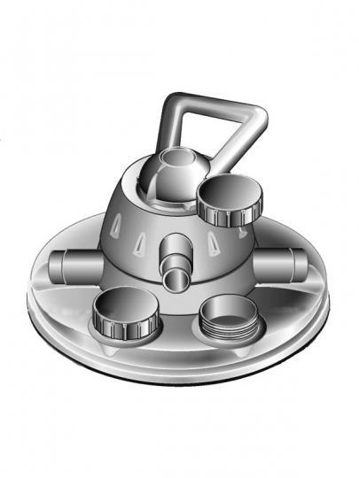 Velda Deckel Clear Control 25-50-75 NG