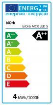 biOrb CLASSIC 15 MCR silber