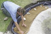 Oase Böschungsmatte Kokos 1 m breit Meterware