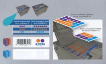 Oase Ersatzschwammset blau BioTec ScreenMatic 18 / 36 und BioTec ScreenMatic² 60000 / 140000