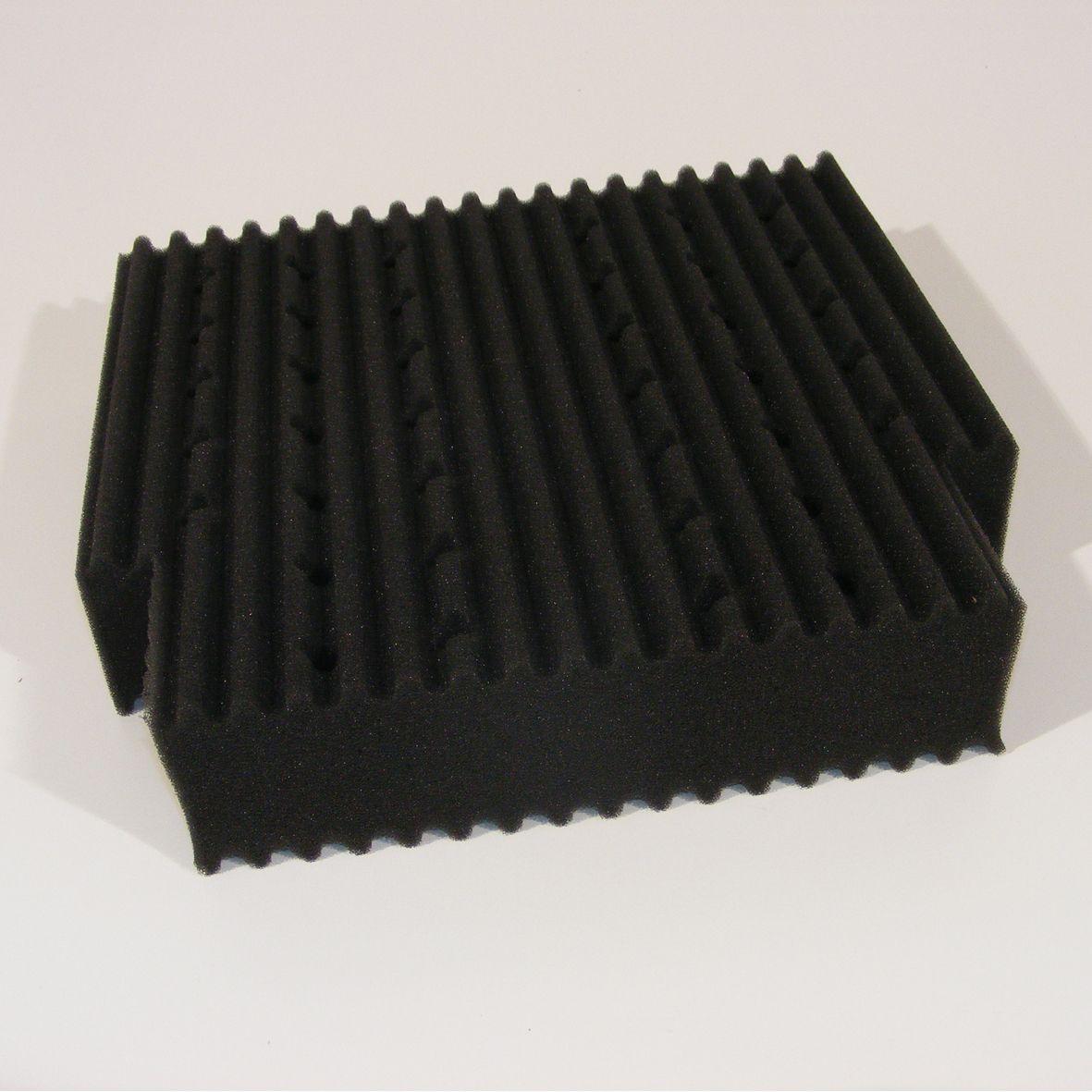 oase ersatzschwamm schwarz breit proficlear m5 teichundgarten24. Black Bedroom Furniture Sets. Home Design Ideas