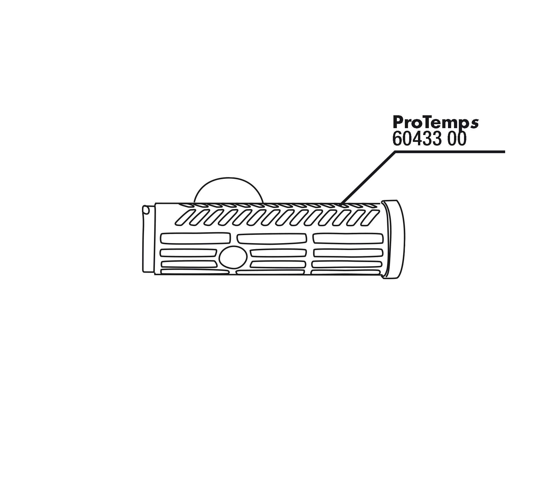 JBL ProTemp S Protect (Mitte lang+1 Sauger) 6043300