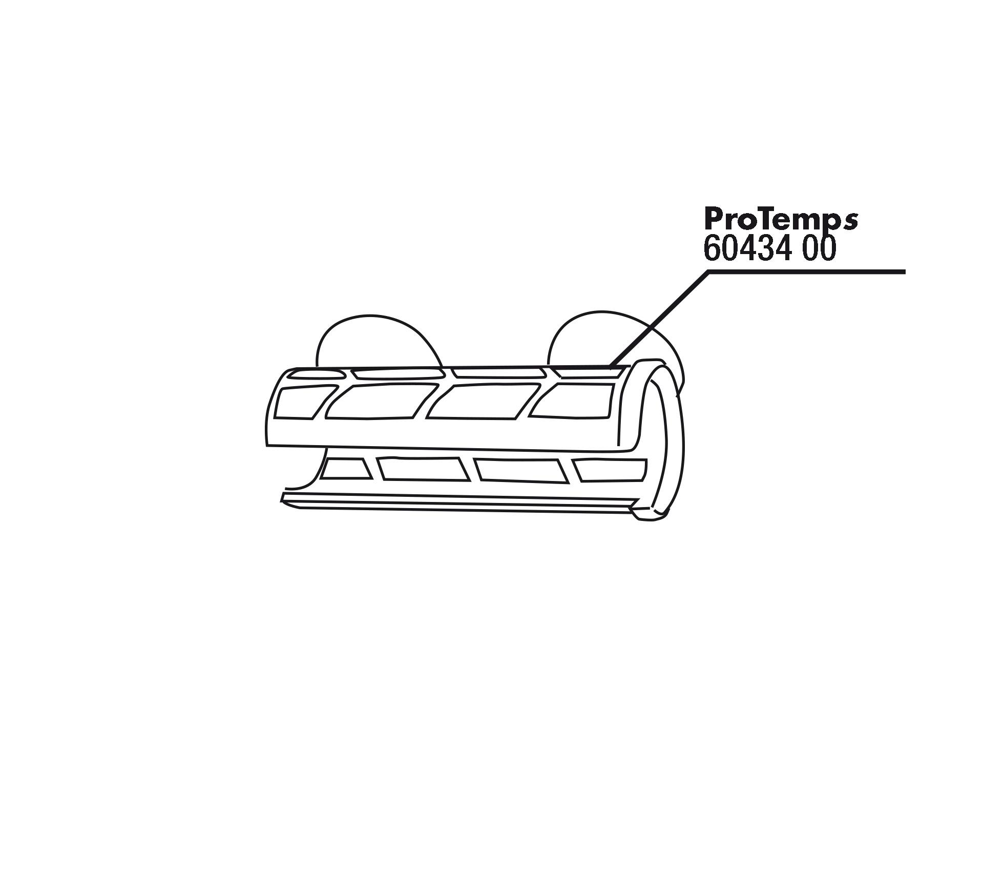 JBL ProTemp S Protect (oben +2 Sauger) 6043400
