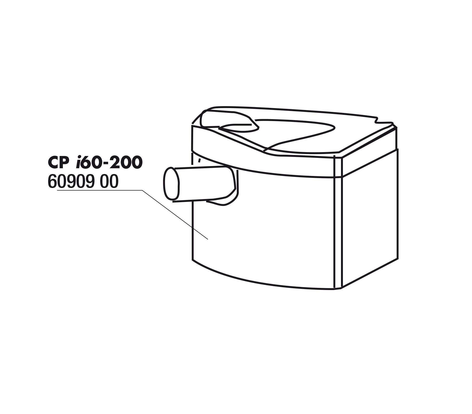 JBL CP i_cl Pumpenkopf