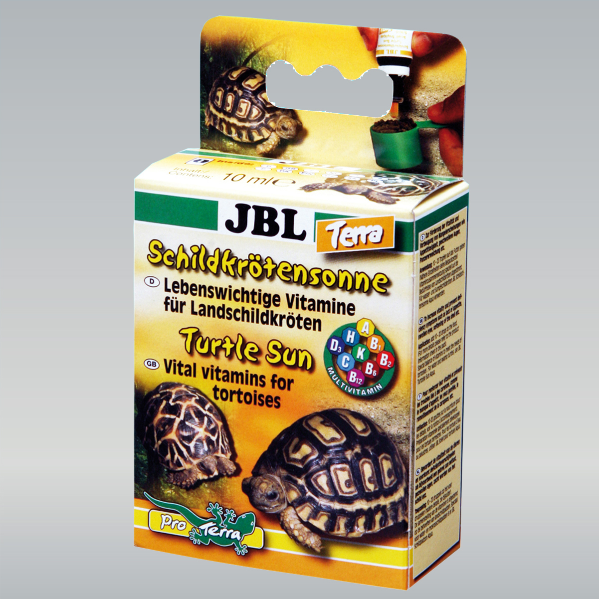 JBL Schildkrötensonne Terra 10 ml 7044200